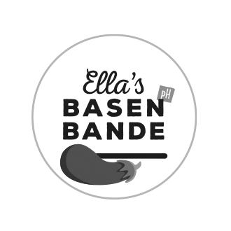 Ellas Basenbande Logo Branding